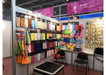 On 2019 spring canton fair, we show our microfiber towels, different style products were listed on the exhibition