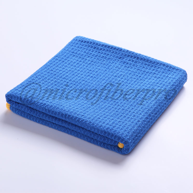 Waffle Knitted Microfiber Towle